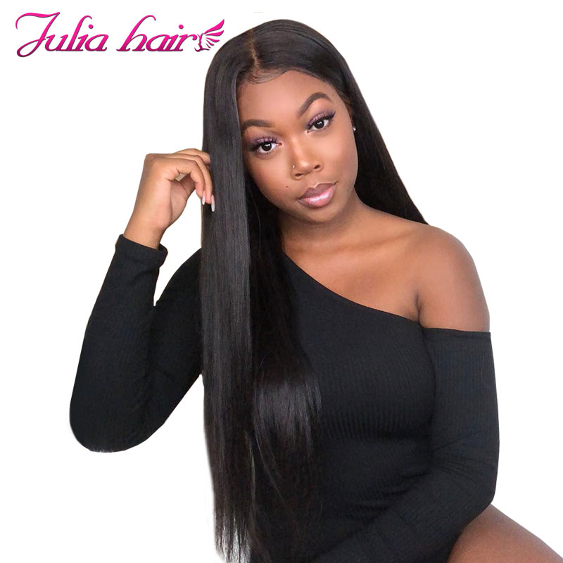 Ali Julia 13 4 13 6 Lace Front Human Hair Wigs With Baby Hair For Women