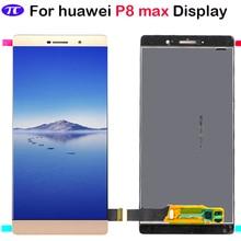 """6.8 """"Para Huawei P8 Max DAV 703L DAV 713L DAV 701L Substituição LCD Screen Display Toque Digitador Assembléia Para Huawei P8MAX LCD"""