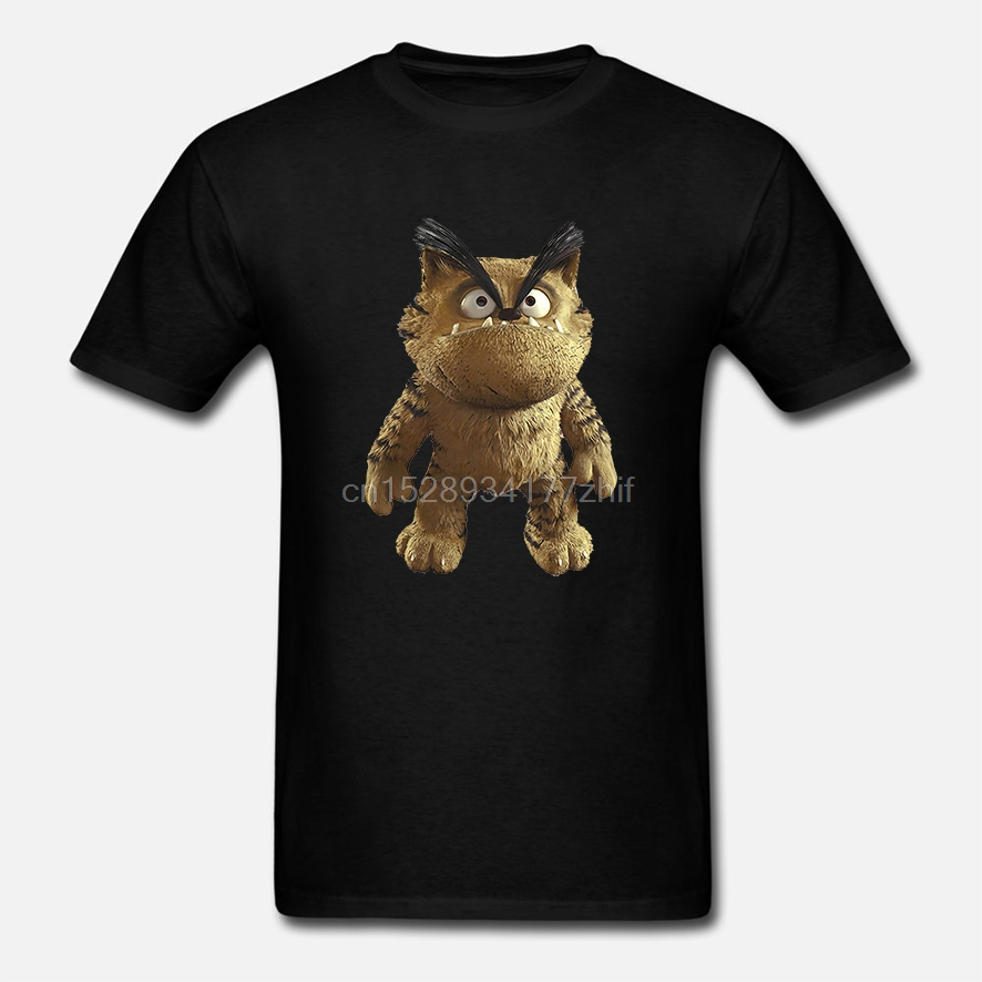 The Bad Cat Sero Cartoon Animation Film Comic Strip Men Women Unisex T-shirt 699