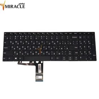 Original laptop keyboard for Lenovo 110-15IBR 110-15AST 110-15 110-15ACL RU Russian SN20K92951 LCM15J6 PK1311S1A05 black not OEM цена 2017