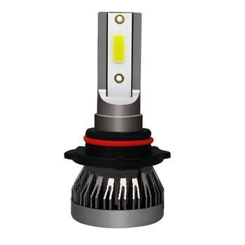 1 sztuk COB 9005 120W 26000lm LED zestaw reflektorów samochodowych Turbo żarówki 6000K żarówki reflektorów samochodowych samochodów samochodów tanie i dobre opinie JOSHNESE CN (pochodzenie) 12 v 6000 k 2pcs COB chips 12000LM