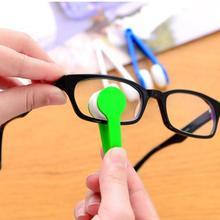 1 шт. мини-скраб чистящее средство для очков инструмент для чистки мягких стекол из микрофибры
