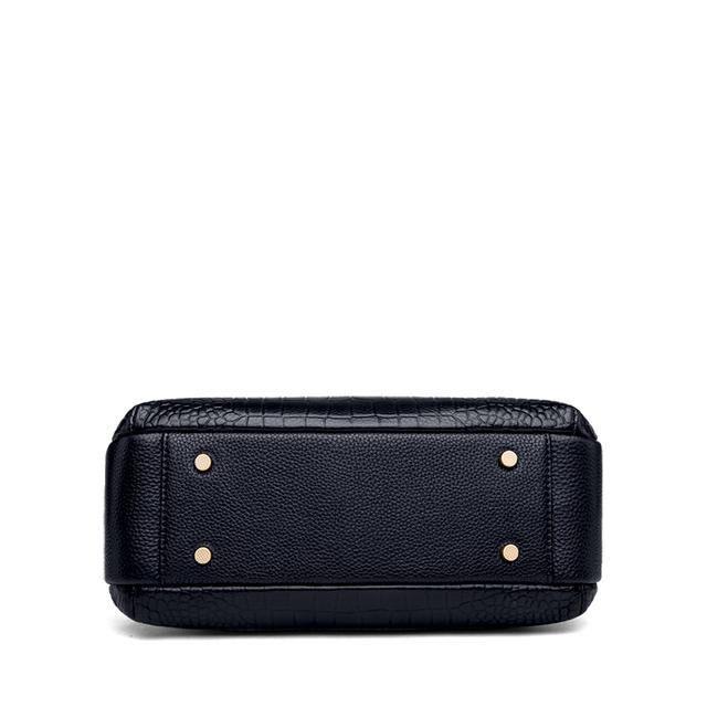 ZOOLER, bolso cruzado de lujo para mujer, bolsos de hombro para mujer, bolso de mensajero de piel de becerro grande de cuero genuino de diseñador para mujer