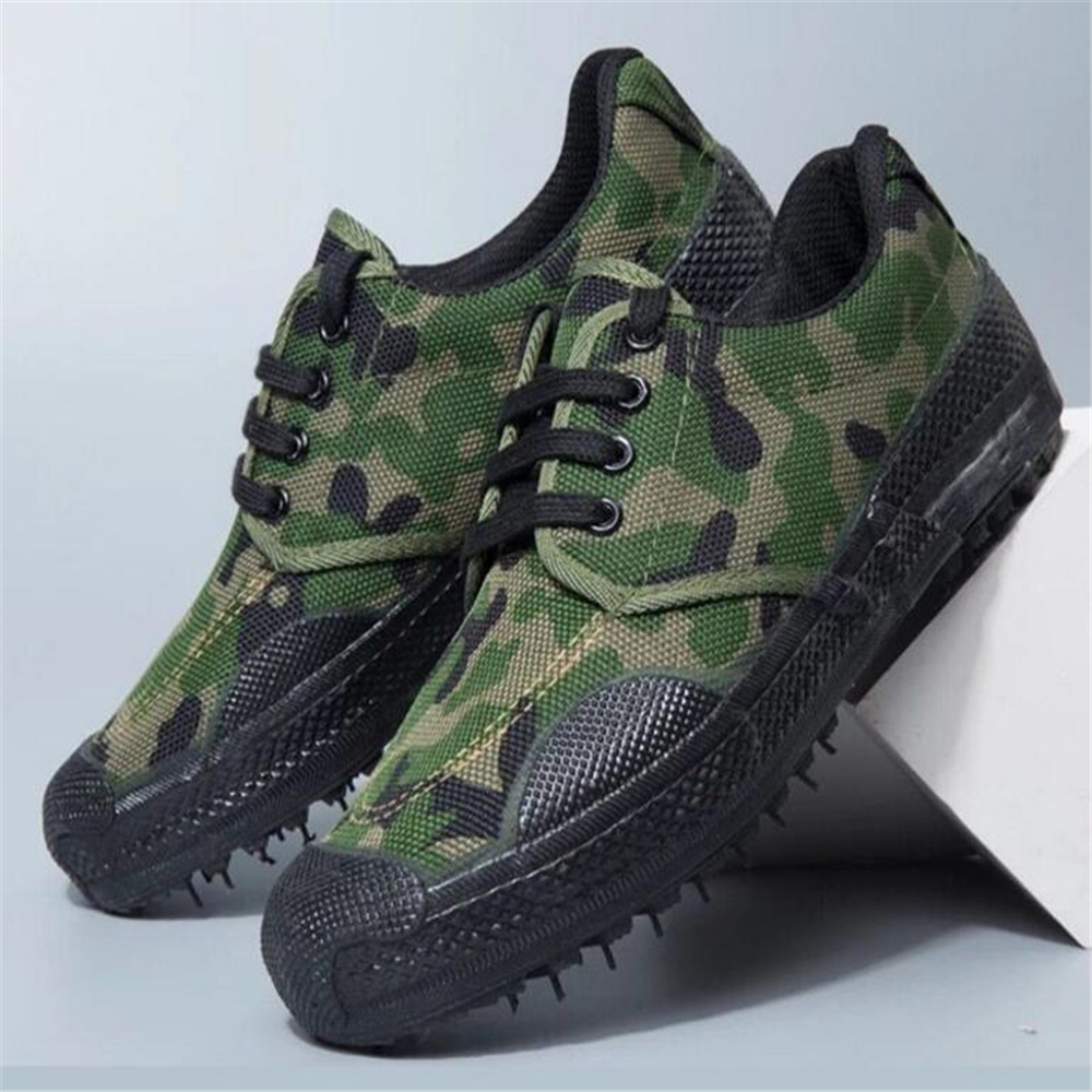 Men's Safety Shoes Work Boots Construction Men's Outdoor Steel Toe Cap Shoes Men Camouflage Puncture zapatillas hombre y620