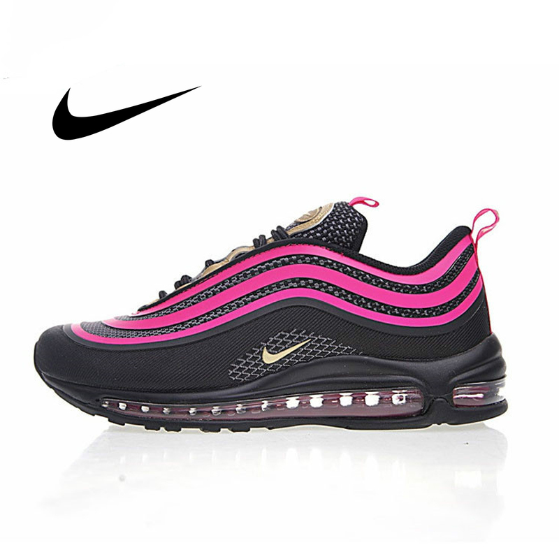 nike air max 97 womens black and pink