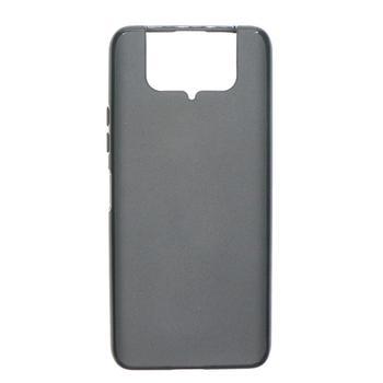 Molle Posteriore Del Silicone Per Il Caso di Asus Zenfone 7 ZS670KS Paraurti Montato Custodie Cassa Del Telefono Per Asus Zenfone 7 Pro ZS671KS caso