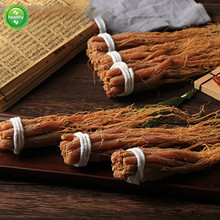 Red Ginseng Root;Ginseng (Panax Ginseng)Korean Ginseng Root for 10 Years;Red Ginseng Curved Tails,Red Panax Roots