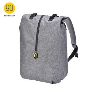Image 2 - NINETYGO 90FUN حقائب لأوقات الترفيه 14 بوصة حقيبة لابتوب الرياضة في الهواء الطلق Daypack خفيفة الوزن مقاوم للماء الرجال النساء حقائب سعة كبيرة