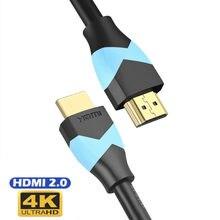 HDMI-кабель 2,0, 1,4 В, 4K, 60 Гц, 3 м, 5, 10 м