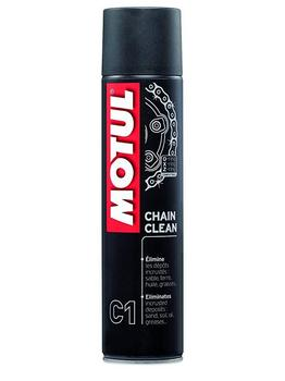 MOTUL C1 Chain Clean desengrasante en - Spray 400ml limpia todo tipo...