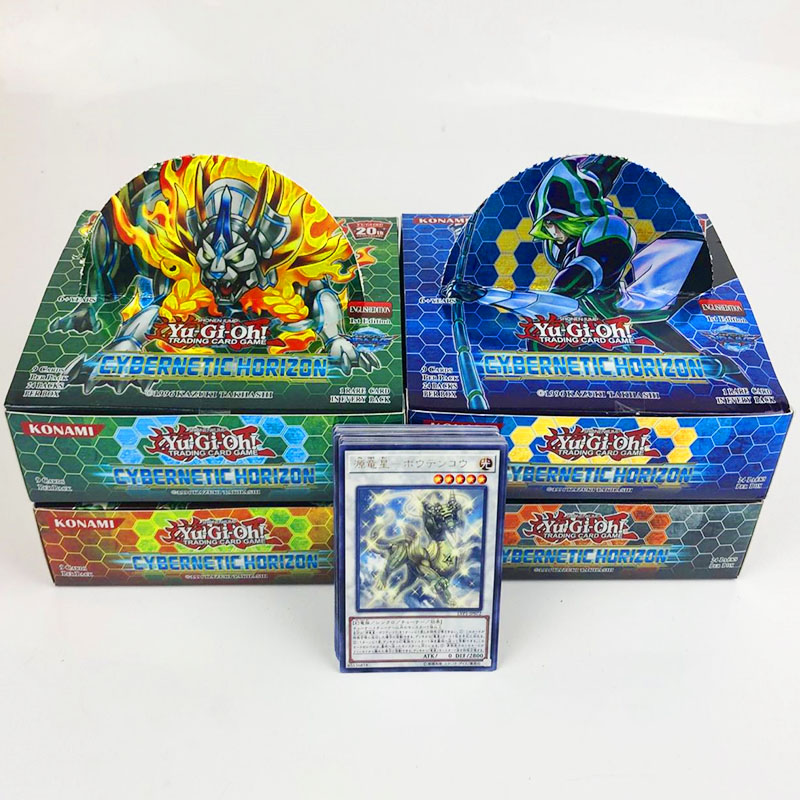 216pcsGame YGO YuGiOh Playing Cards Cartoon Cards Yugioh Gaming Cards Japan Boy Girls Yu-Gi-Oh Cards Collection Toys