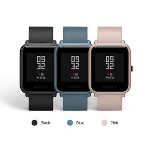 Image 5 - Globale Versione Amazfit Bip Lite Astuto Della Vigilanza 45 Giorno Durata Della Batteria 3ATM Acqua resistenza Smartwatch Per Android IOS nuovo 2019