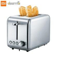 Mijia Deerma Хлебопекарная машина Электрический домашний тостер автоматический тост на завтрак сэндвич-чайник перегрев кухонный гриль-печь
