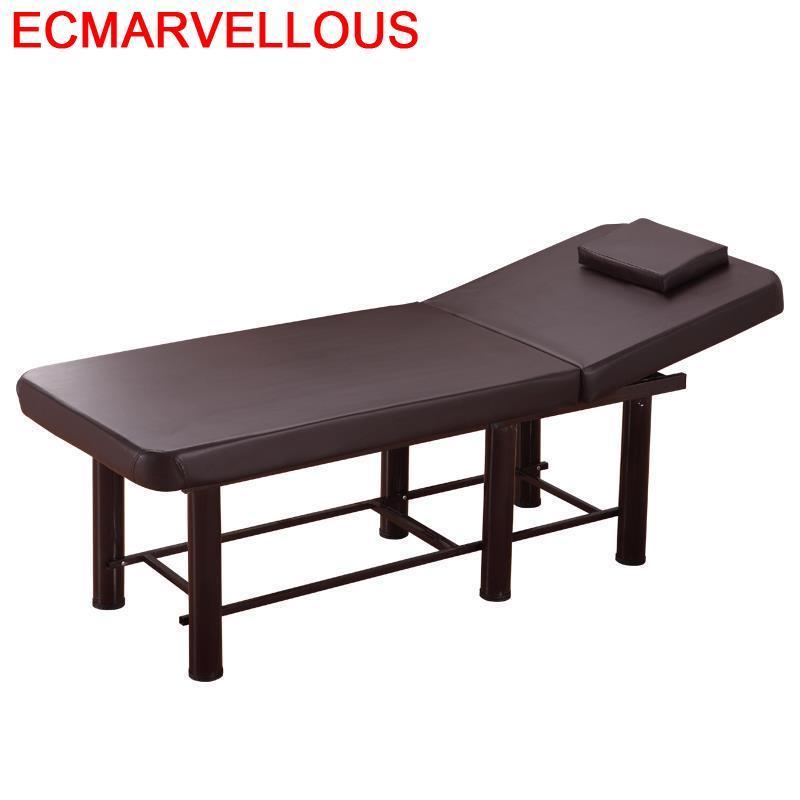 Foldable Pedicure Letto Pieghevole Dental Beauty Furniture Cadeira De Massagem Salon Folding Table Chair Massage Bed