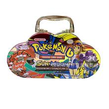 Pokemon Portable tin 102pcs/set box TAKARA TOMY Battle Toys Hobbies