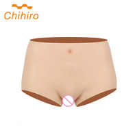 Fake Vagina Underwear Gay Transgender Cosplay Drag Queen Panties Silicone Boxer Briefs for Crossdresser shemale Transgender