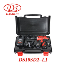 DS Lithium Battery Screwdriver 12V Charging Ttwo-speed Self-locking Electric DS10SD2-LI Drill 1 PC