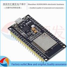 Esp32 ESP-32 placa de desenvolvimento sem fio wifi bluetooth duplo núcleo cp2104 filtros módulo gerenciamento energia 2.4ghz mais novo