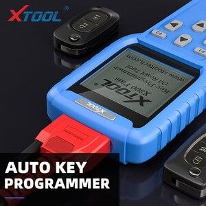 Image 5 - Xtool X300 Plus OBD2 Auto Key Programmeur Mainternance Licht Reast Diagnostic Tool Kilometerteller Aanpassing Code Reader Update Online