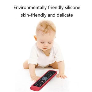 Image 4 - Dustproof Soft Silicone Case Remote Control Protective Cover for Philips SMART TV NETFLIX TV Remote Control