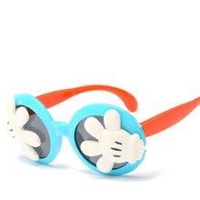 Kids Children Polarized Cartoon Flip Party Sun Glasses Fashion Travel Outdoor Sunglasses 100% UV Protection Oculos