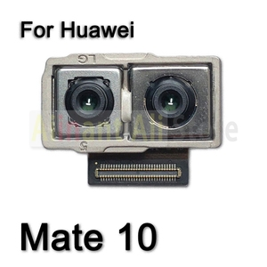Image 3 - Orijinal arka ana arka kamera Flex kablo için Huawei Mate 8 9 10 20 20X 30 Lite Pro artı arka kamera Flex onarım telefon parçaları