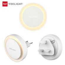 Wersja międzynarodowa Yeelight lampka nocna światłoczuła lampa Mini sypialnia światła korytarz dla dzieci Baby