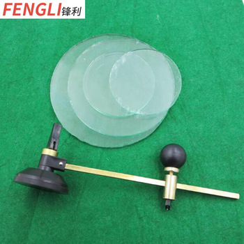 Single-Wheel Six-Wheel Oiling Compasses Cutting Knife Aluminum Alloy Glass round Table Tool - discount item  71% OFF Construction Tools
