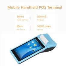 Q2 darmowa punkcie sprzedaży System POS Loyverse Android pad z drukarką termiczną 1G + G/4G/8G
