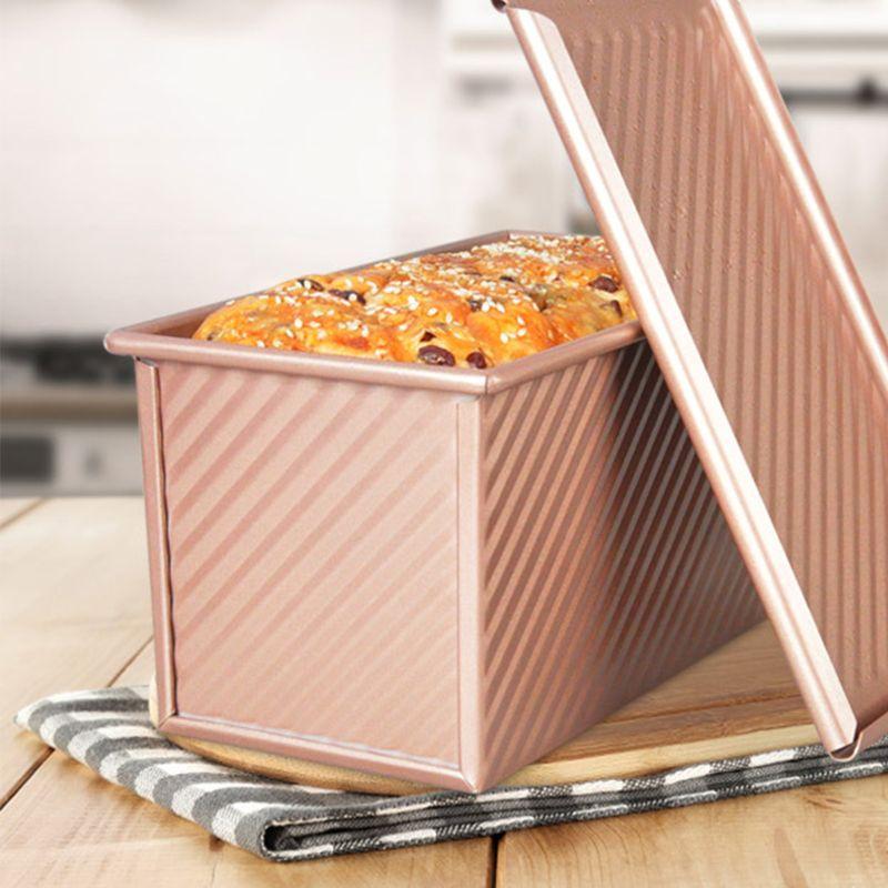 Сковорода для хлеба с крышкой, форма для тостов, форма для хлеба, сковорода для хлеба Pullman, сковорода для хлеба с крышкой, сковорода для тостов