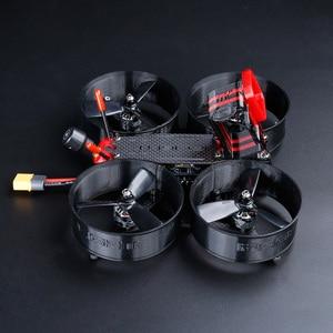 Image 5 - IFlight MegaBee V2 3 بوصة طائرة بدون طيار FPV Cinewhoop مع SucceX F4 وحدة تحكم في الطيران 35A 4 في 1 ESC شينغ 1408 3600KV فرش السيارات