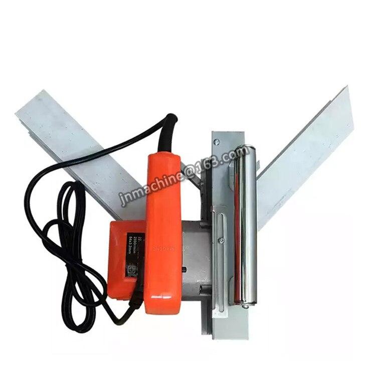 Ручной инструмент для чистки углов для очистки ПВХ пластиковых дверей и окон