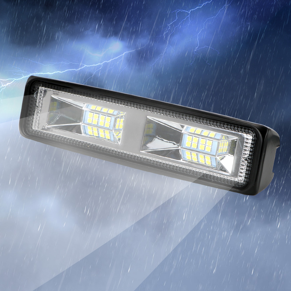 36W 12-24V Spotlight LED Headlights Offroad Working Light LED Work Light For Auto Motorcycle Truck Boat Tractor Trailer