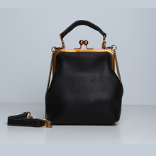 عالية الجودة بولي Leather حقائب جلدية المرأة موضة خمر مصمم شل حقائب حقيبة لسلسلة المرأة الكتف حقيبة كروسبودي