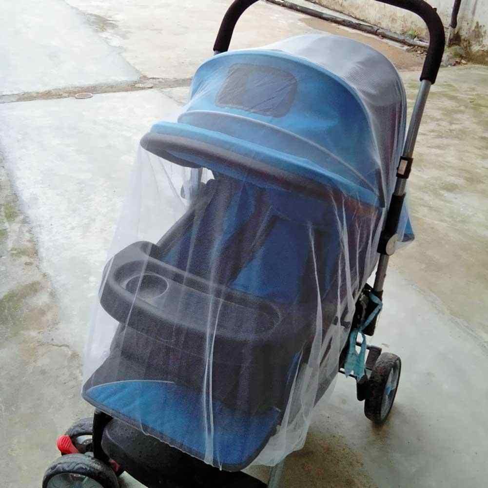 Baby Kinderwagen Kinderwagen Moskito Net Insekt Schild Sicher Schutz Mesh Baby Warenkorb Insect Net Mesh Buggy Krippe Netting