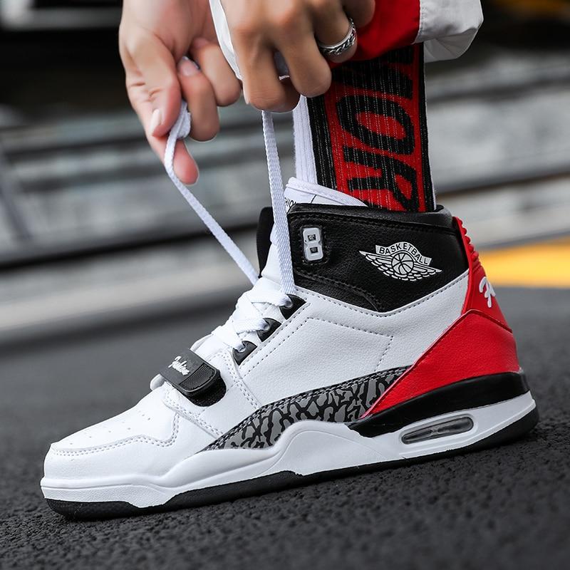 Jordan Basketball Shoes Men Jordan Sneakers High Quality Jordan Basketball Shoes Children Retro 1 Jordan Sneakers Boots Trainers