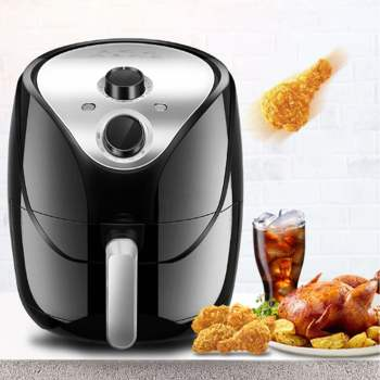 5.5L Multi-function Air Fryer 1500W Electric Deep Fryer High-speed Hot Air Circulation Cooker Oven Low Fat Health Pan AU Plug 1