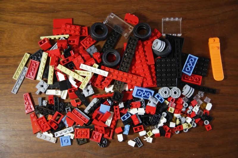 23in1 Creator Kompatibel Legoed Technic Super Speedstered Mobil Blok Bangunan Mobil Balap Arsitek Mainan Pendidikan untuk Anak-anak