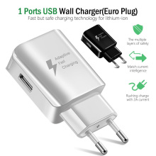 15W Quick Charger 2.0 USB Charger for Samsung A50 A30 iPhone