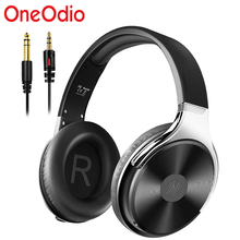 Oneodio Studio HI FI Headphones High Definition Sound Over Ear Wired Headset With Mic Closed Back HIFI Headphone 3.5/6.35 Jack