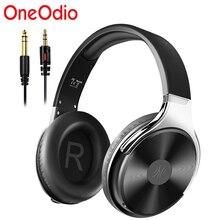 Oneodio stüdyosu HI FI kulaklıklar yüksek çözünürlüklü ses kulak kablolu mikrofonlu kulaklık kapalı geri HIFI kulaklık 3.5/6.35 Jack