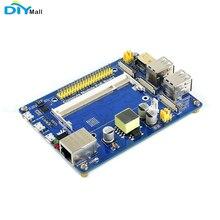 Rechen Modul IO Board mit PoE Funktion Verbund Breakout Board für Raspberry Pi CM3/CM3L/CM3 +/CM3 + L