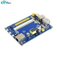 Rechen Modul IO Board mit PoE Funktion Verbund Breakout Board für Raspberry Pi CM3/CM3L/CM3 +/ CM3 + L