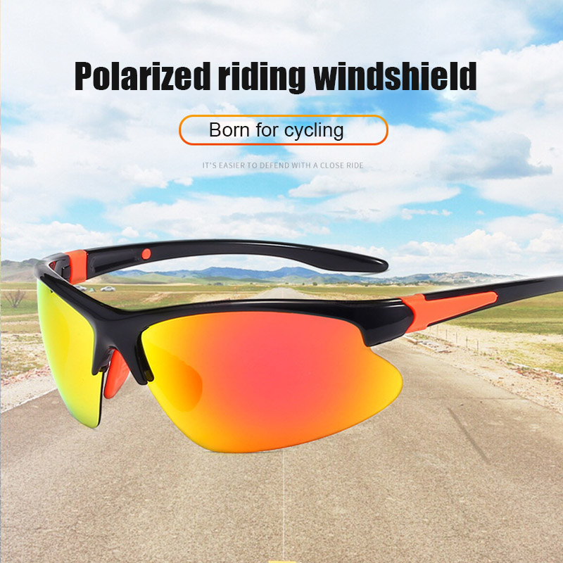 Sport Sunglasses Cycling Windproof Ultralight Fishing UV Protective YS-BUY Men