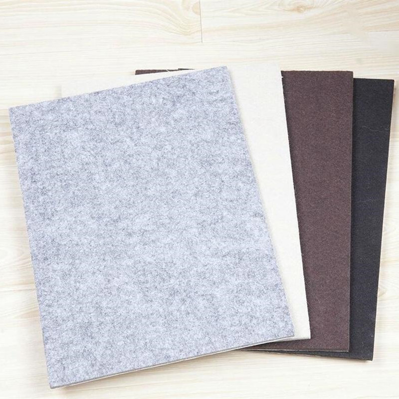 Thick Anti Slip Adhesive Furniture Leg Chair Feet Protection Pad,DIY Cutting Cabinet Mats For Sofa Wood Floor