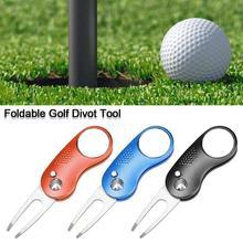 Magnetic Ball Golf Fork Golf Switch Blade Golf