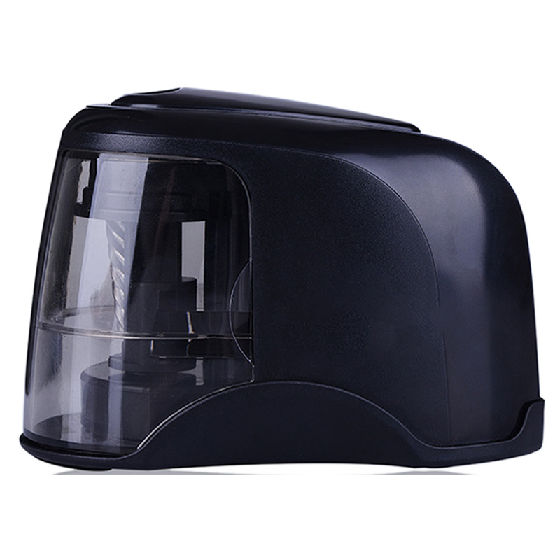 Battery Operated Heavy Duty Powerful Office Colore Electric Pencil Sharpener Safe Sharpeners for Kids Small School