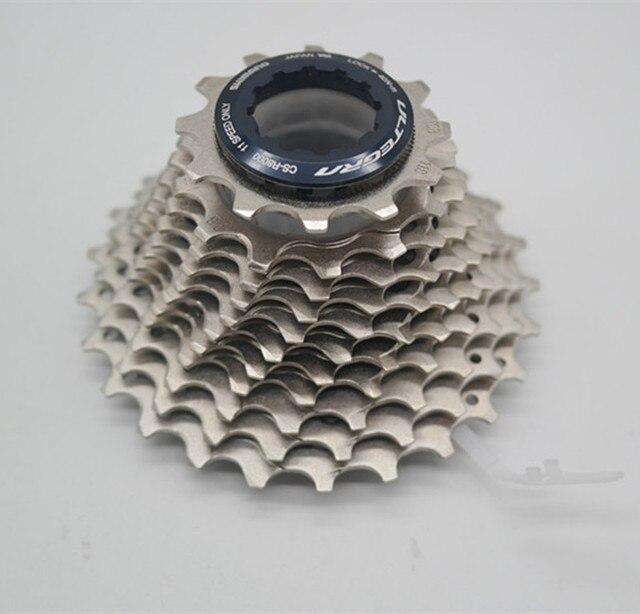 シマノnew ultegra cs R8000 11sの速度道路自転車バイクカセットフリーホイールフライホイール11 25t 28t 32t 30t