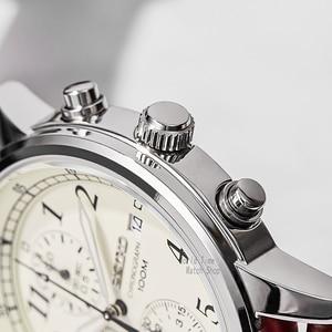 Image 3 - Seikoนาฬิกาผู้ชายหรูหราแบรนด์นาฬิกากันน้ำกีฬานาฬิกาChronographนาฬิกาควอตซ์นาฬิกาRelogio Masculino