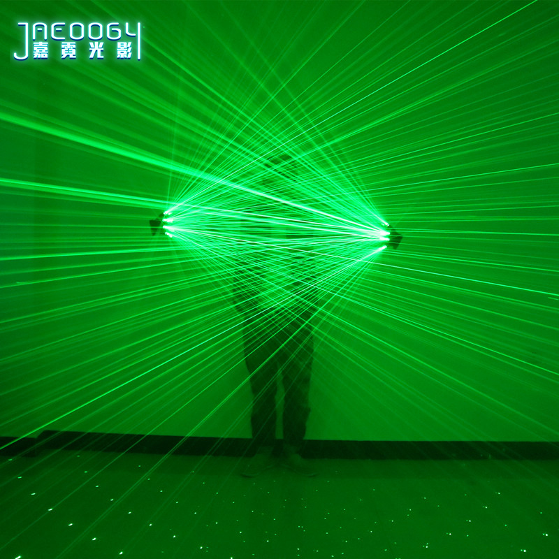Image 5 - 2 in 1 New High quality green laser gloves nightclub bar party 